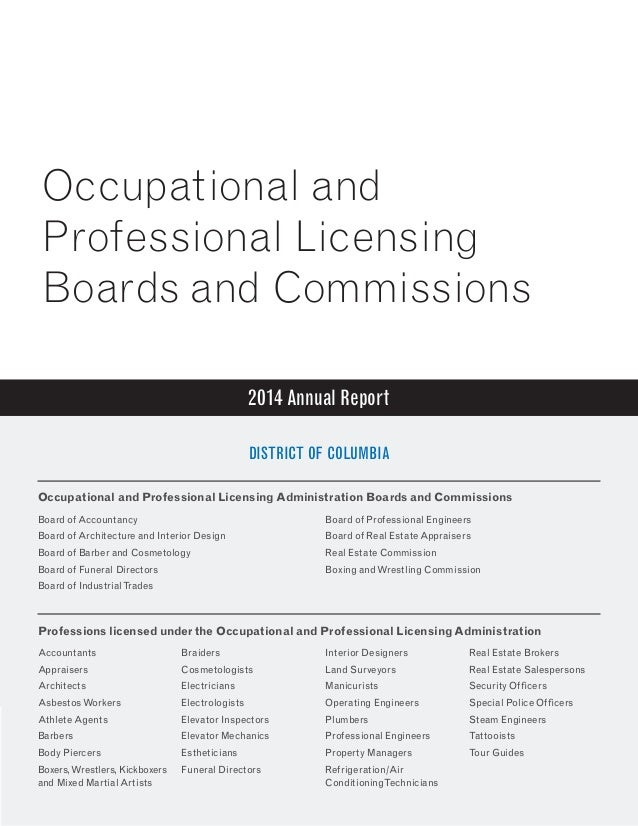 ConditioningTechnicians 3 Occupational And Professional Licensing