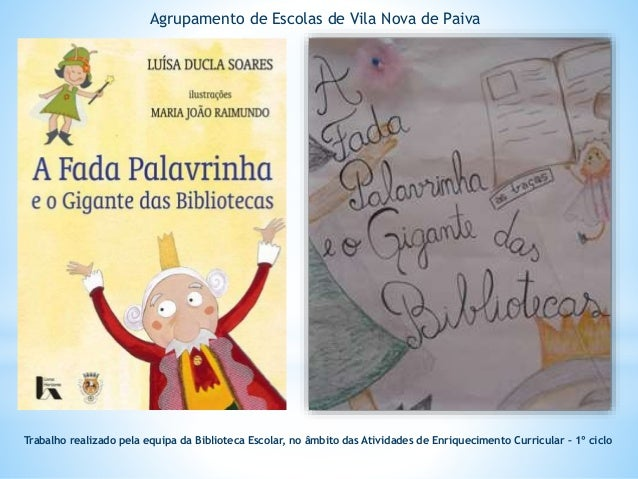 Agrupamento de Escolas de Vila Nova de Paiva  Trabalho realizado pela equipa da Biblioteca Escolar, no âmbito das Atividad...