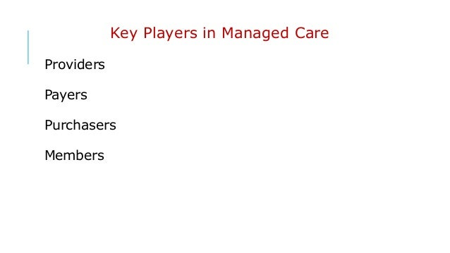 Ppt tools of managed care and their potential contribution in.