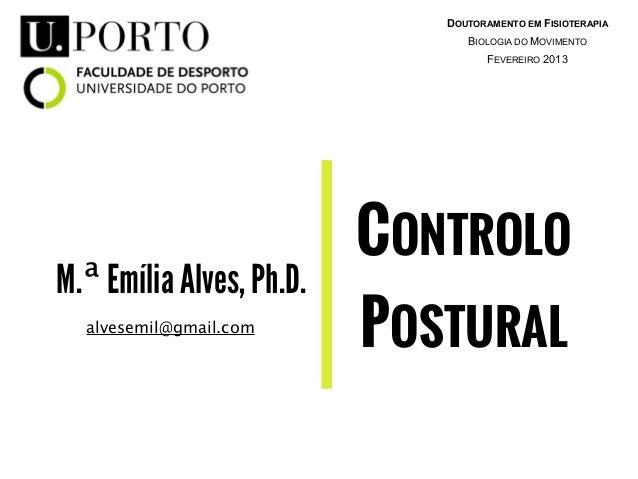 DOUTORAMENTO EM FISIOTERAPIA                                BIOLOGIA DO MOVIMENTO                                    FEVER...