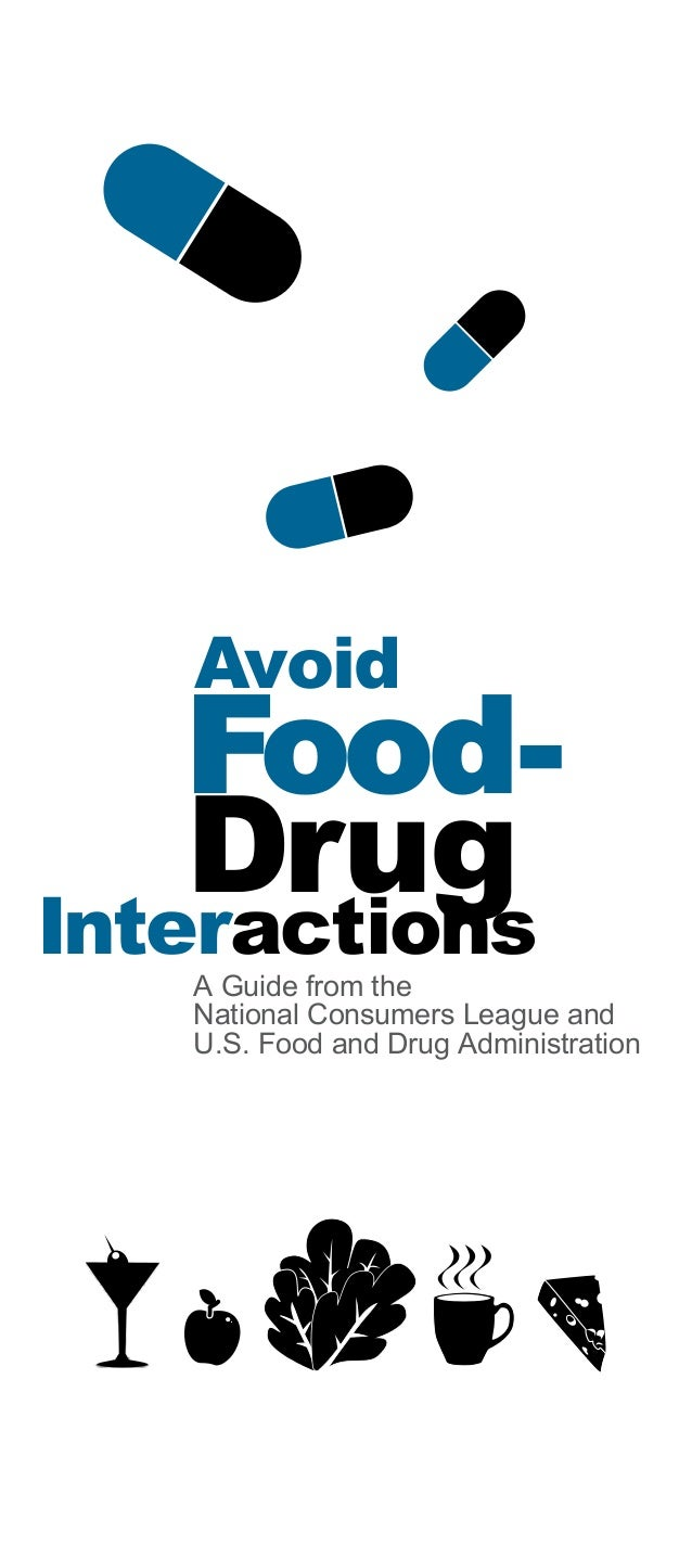 NCL Food and Drug Interactions Brochure – Drug Brochure
