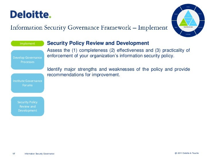 Strategic Alignment of information security with business strategy to supportorganizational objectivesRisk Management by e...