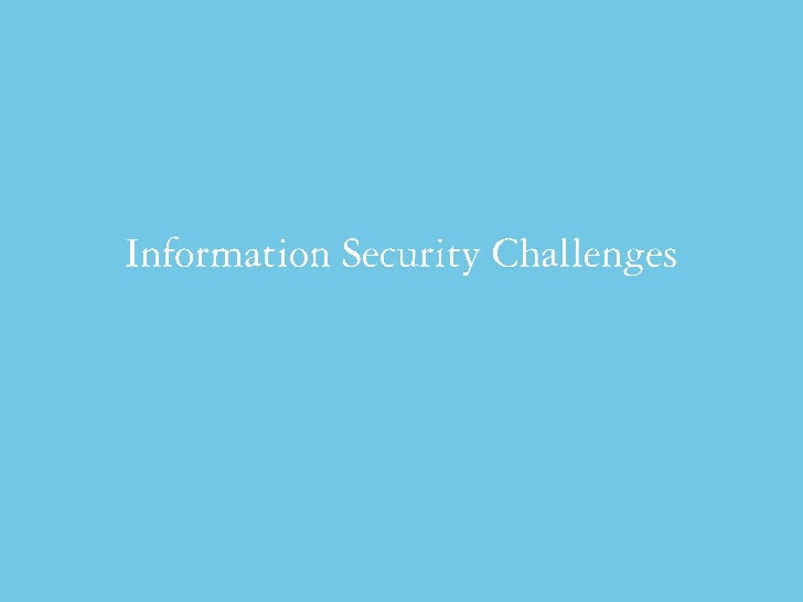 There is no single universal model for organizational structure to ensure thatthe Information Security requirements for th...