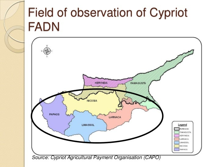FADN in Cyprus Slide 3