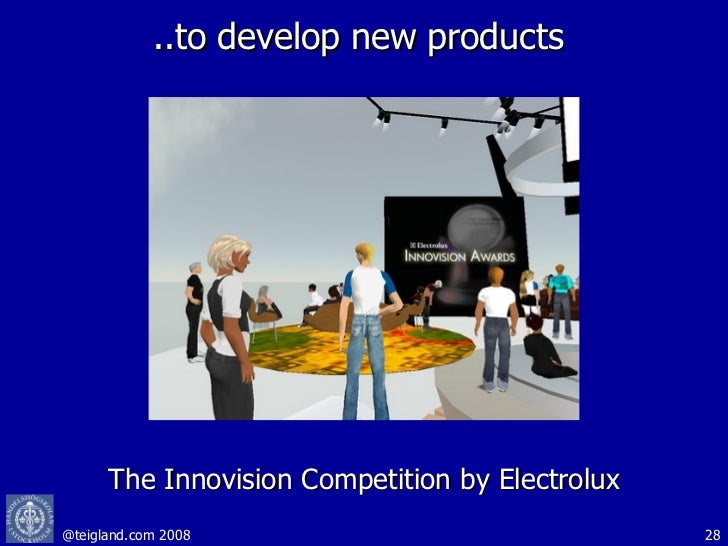 stratetig competition electrolux Electrolux design lab 2011 invites industrial design students and recent graduates of electrolux supplier search highlights supply chain strategy 4 january peter alwin from national institute of design in india is the winner of the electrolux design lab 2010 competition for.