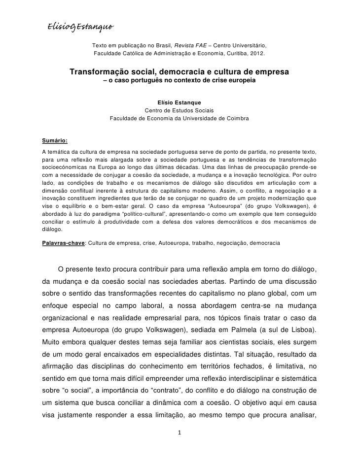 ElisioGEstanque                  Texto em publicação no Brasil, Revista FAE – Centro Universitário,                  Facul...
