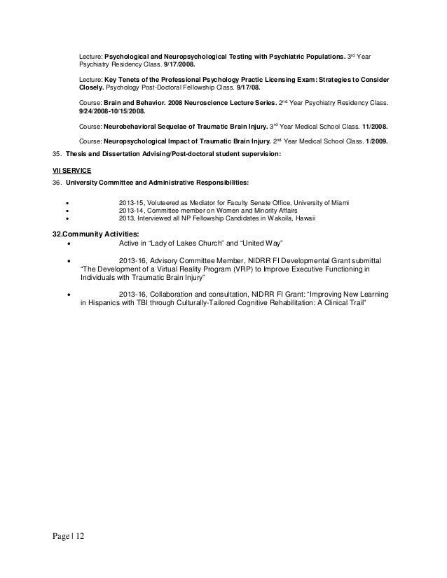 Help make place resume