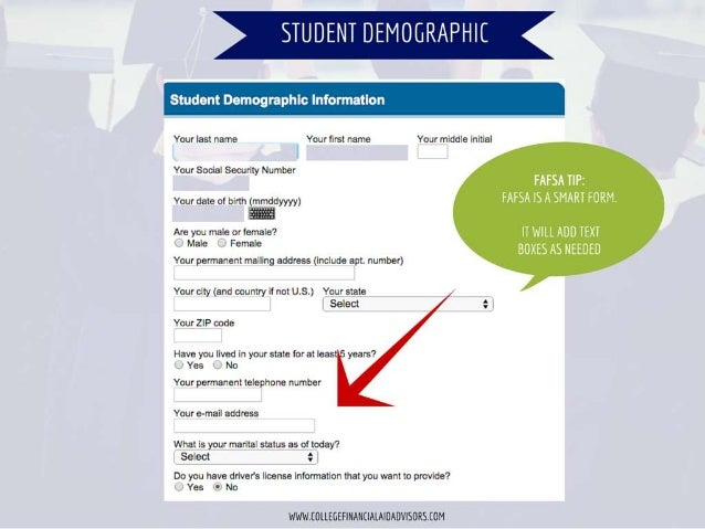 STUDENT DEMOGRAPHI(     Student Demographlc infonnatlon  Your last name Your first name Your middle initial            You...