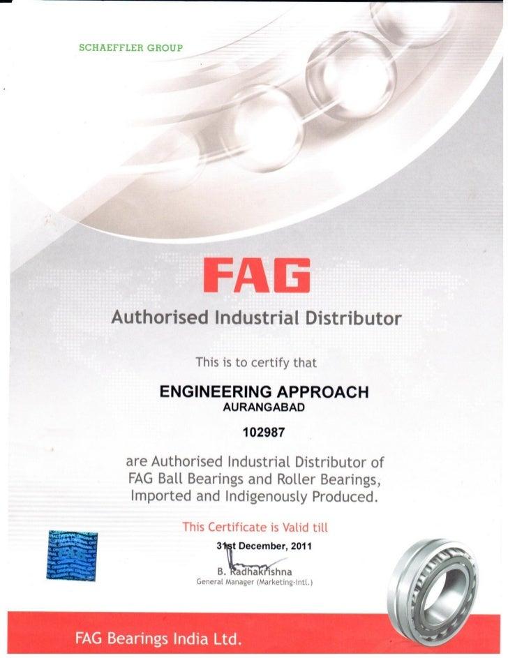 Fag certificate 2011