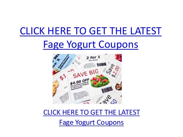 graphic regarding Yogurt Coupons Printable called Fage Yogurt Coupon codes - Printable Fage Yogurt Discount codes
