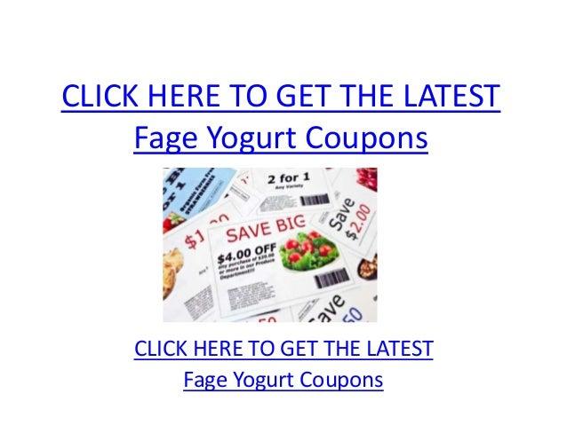 graphic regarding Yogurt Coupons Printable called Fage Yogurt Coupon codes - Printable Fage Yogurt Discount codes