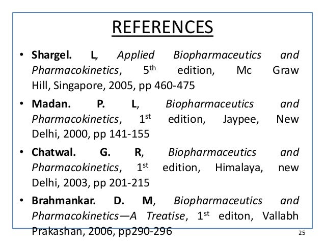 (PDF) Bioequivalence Studies - ResearchGate