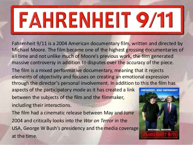 fahrenheit 11/9 guardian review