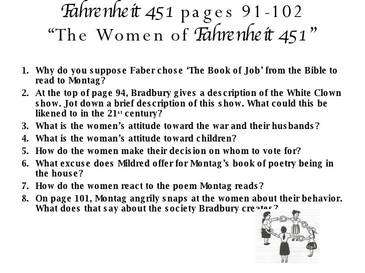 Quotes From Fahrenheit 451 Amusing Fahrenheit 451 Part Ii Questions 97 2003