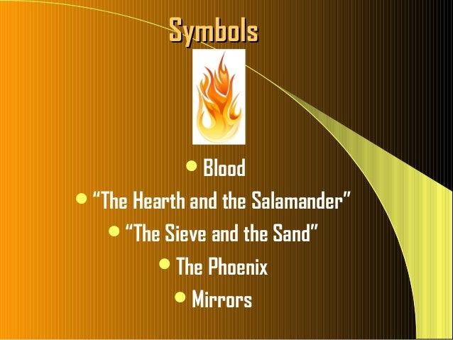 Fahrenheit 451 symbolism paper
