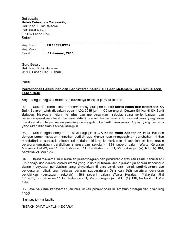 Contoh Carta Organisasi Unit Beruniform - Disclosing The Mind