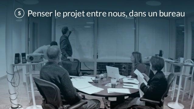 5 Penser le projet entre nous, dans un bureau