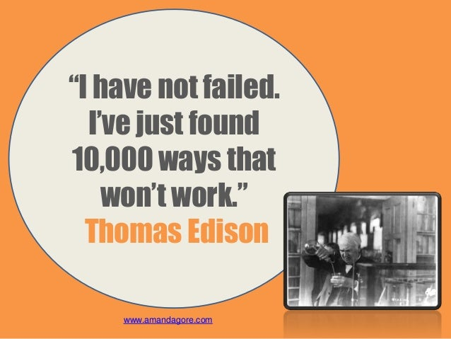Quotes about failure that will inspire you to succeed Slide 2