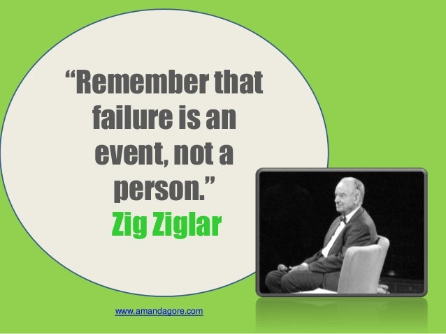Quotes about failure that will inspire you to succeed Slide 3