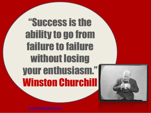 Quotes about failure that will inspire you to succeed Slide 4