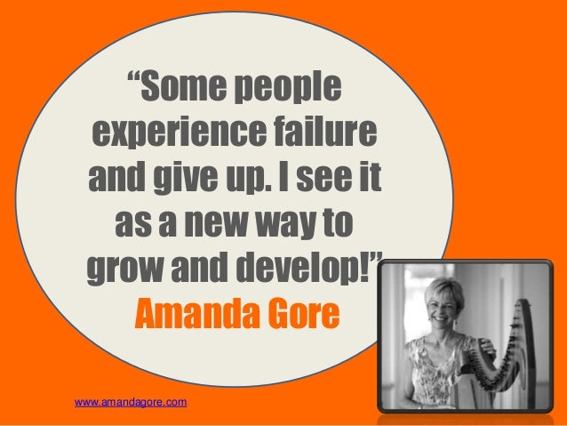 Quotes about failure that will inspire you to succeed Slide 8