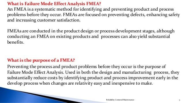 Fmea training for healthcare sample.