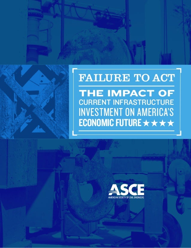 Failure to Act The Impact of Current Infrastructure Investment on America's EconomicFuture
