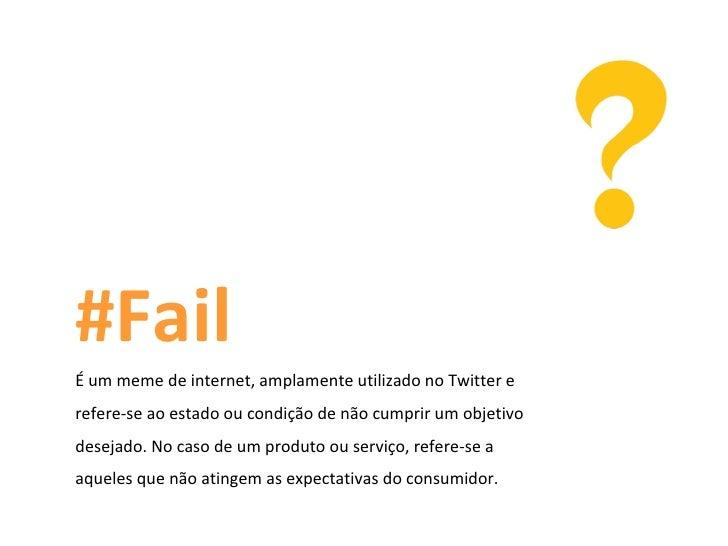 Estudo #Fail Slide 2