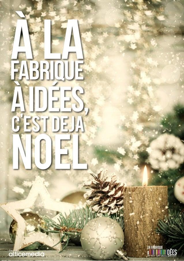 LE COMPTE-À-REBOURS EST LANCÉ ! Et avec lui, le mini-site dédié au shopping de Noël Une entrée par secteur pour trouver le...