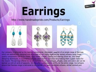 Fair Trade Jewelry Manufacturer & Exporter In India
