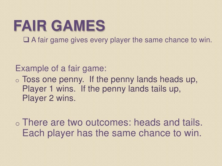 Ppt fair vs. Equal powerpoint presentation id:4128264.