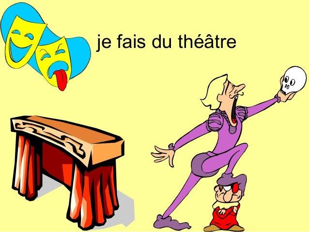 """Résultat de recherche d'images pour """"je fais du théâtre"""""""