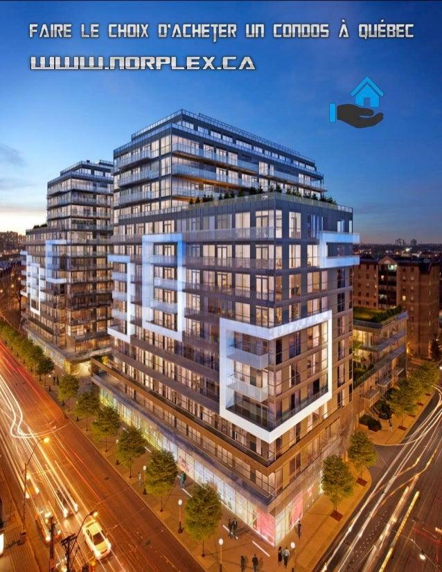 Lorsqu'ils parlent d'investissement immobilier au Canada, plusieurs acheteurs sérieux se tournent vers la ville de Québec....