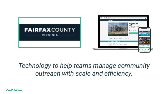 Technology to help teams manage community outreach with scale and efficiency.