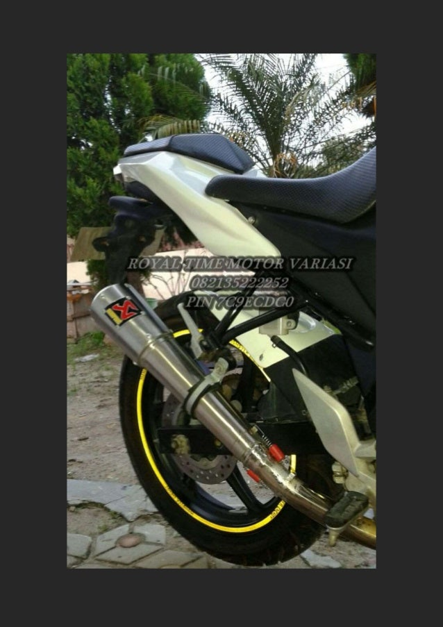 Fairing Custom Z250 Mix Body Ninja Fi For Cb150 R