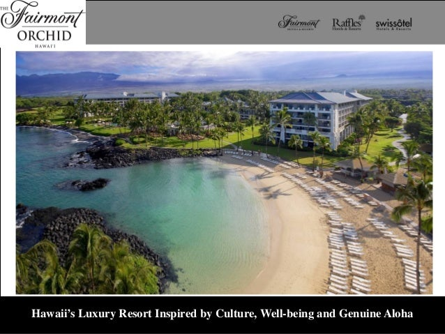 Hawaii's Luxury Resort Inspired by Culture, Well-being and Genuine Aloha