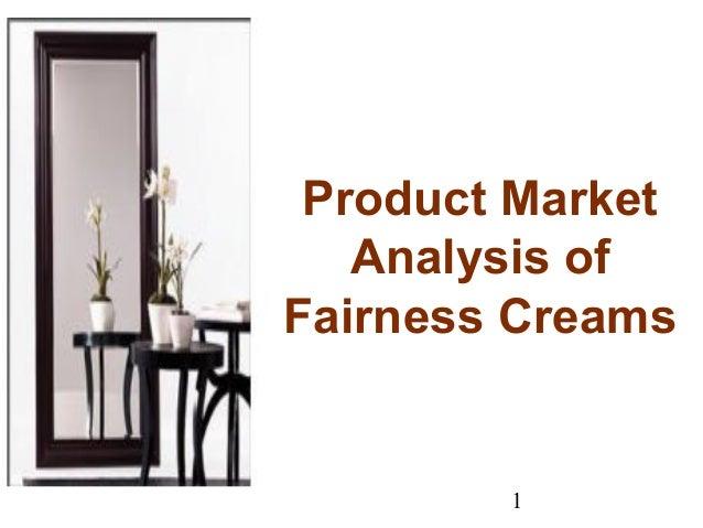 questionnaire on fairness cream case study