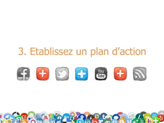 3. Etablissez un plan d'action