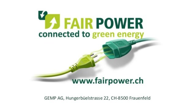 GEMP AG, Hungerbüelstrasse 22, CH-8500 Frauenfeld