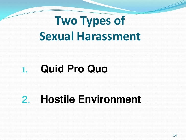 Two types of sexual harassment pics 33