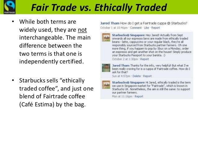 Cafe Practices Vs Rainforest Alliance