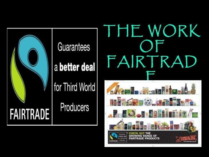 Fairtrade  Slide 2