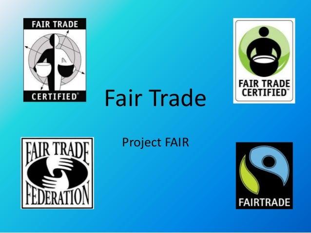 Fair TradeProject FAIR