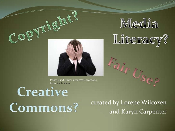 Photo used under Creative Commonsfrom Zach Klein                             created by Lorene Wilcoxen                   ...