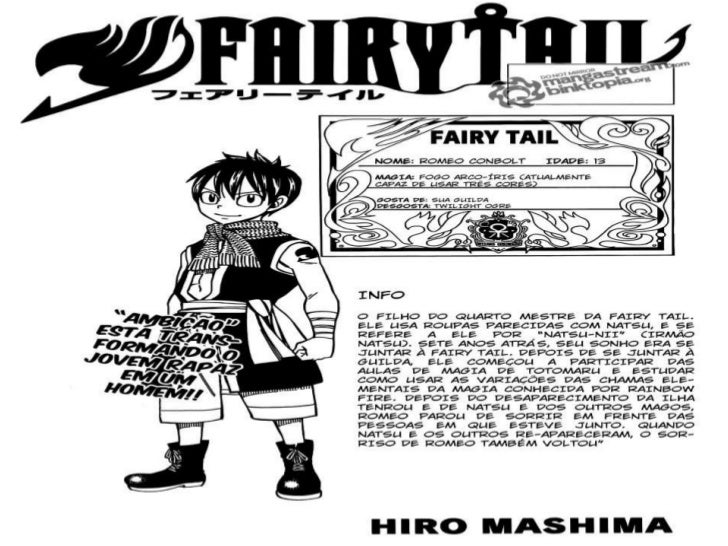 Fairy Tail Capitulo 257