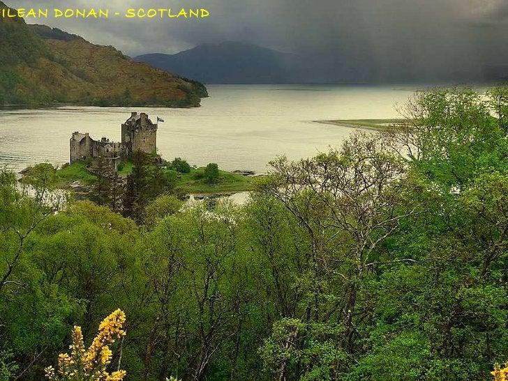 EILEAN DONAN - SCOTLAND