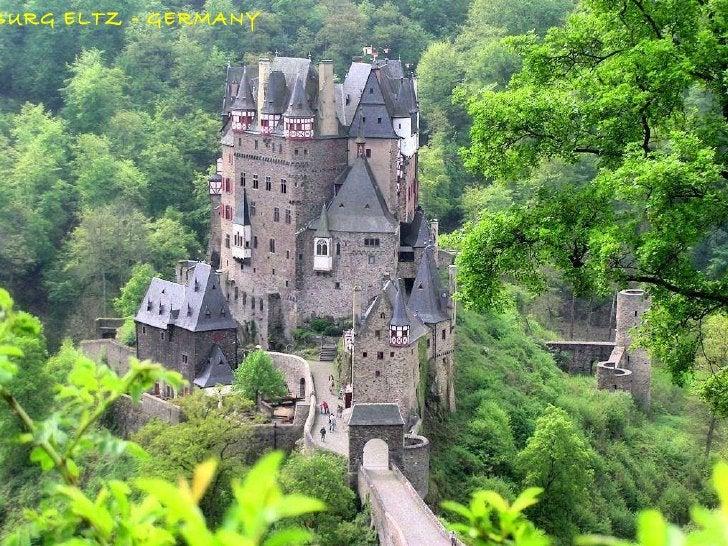 BURG ELTZ - GERMANY