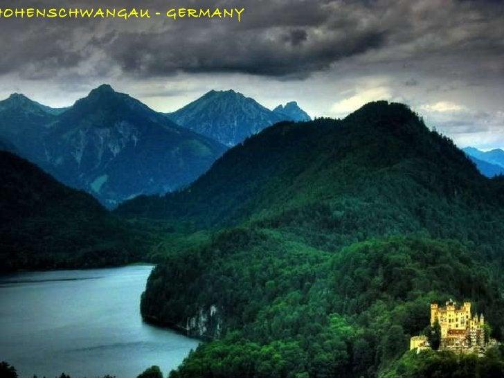 HOHENSCHWANGAU - GERMANY