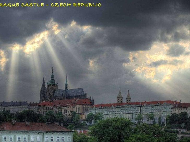 PRAGUE CASTLE – CZECH REPUBLIC