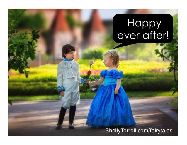 Happy ever after! ShellyTerrell.com/fairytales